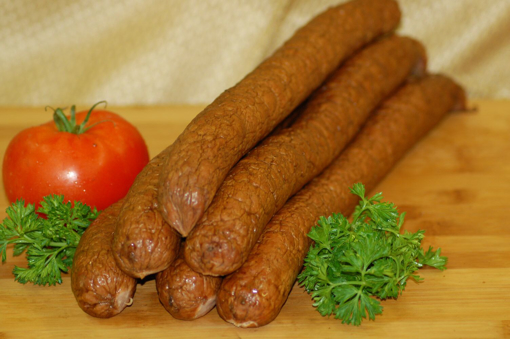 Garlic Polish Sausage