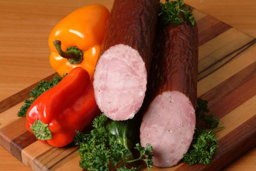 Dry Krakow Sausage