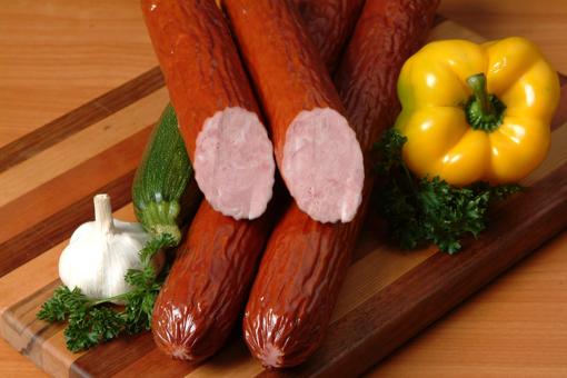 Dry Prasky Sausage