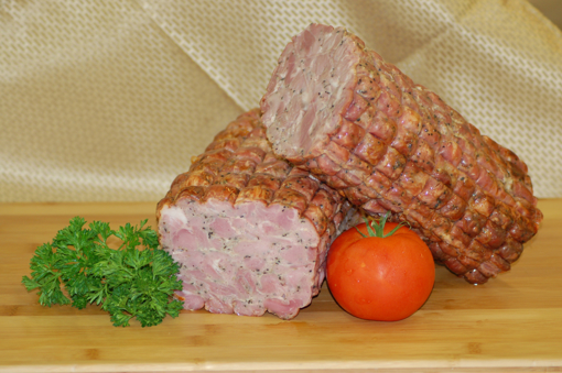 Baked Shank Ham