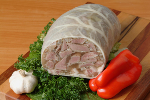 Old Fashioned Head Cheese
