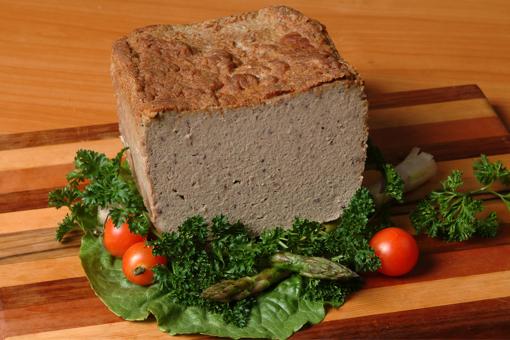 Baked Liver Loaf