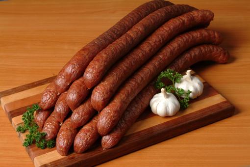 All Natural Smoked Polish Sausage