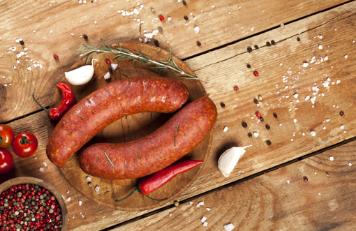 Jalapeno Grill Sausage