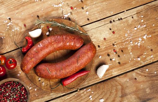 Mozzarella Grill Sausage