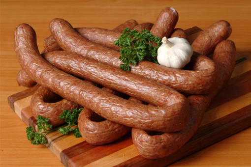 Old Fashioned Smoked Sausage