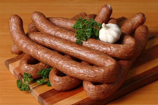 Old Fashioned Smoked Sausage